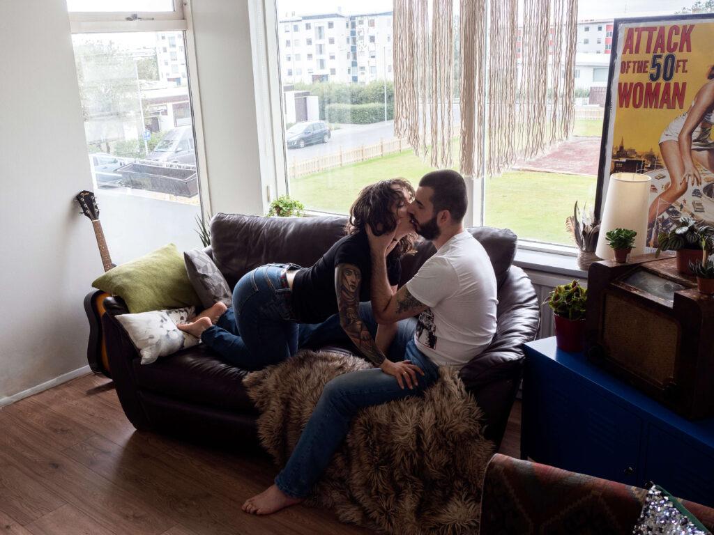 couple potoshoot reykjavik